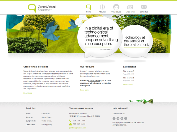 Green Virtual Solutions