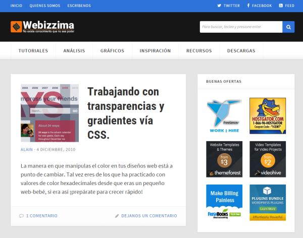 Webizzima